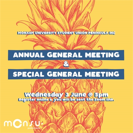 MONSU Peninsula AGM & SGM